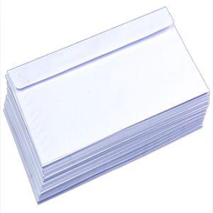 bao thư trắng 12x22cm