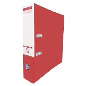 bìa còng Plus A4 7F đỏ