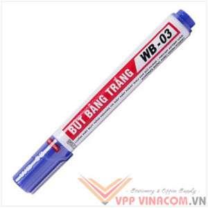 bút lông bảng thiên long wb-03 xanh