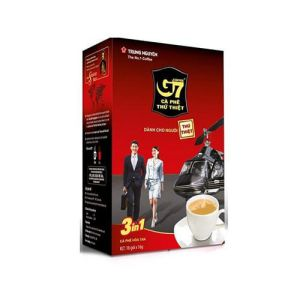 cà phê hòa tan trung nguyên G7 3in1