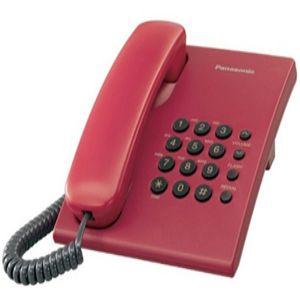 điện thoại bàn Panasonic KX-TS500 đỏ