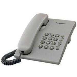 điện thoại bàn Panasonic KX-TS500 xám