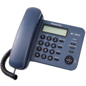 điện thoại bàn Panasonic KX-TS580 xanh