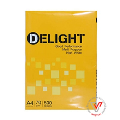giấy A4 Delight 70gsm