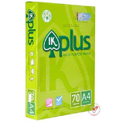 giấy A4 Ik Plus 70gsm