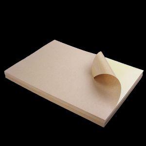 giấy decal da bò
