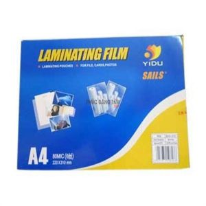 giấy ép plastic A4 100mic