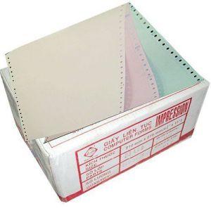 giấy in liên tục 3 liên A4 Liên Sơn