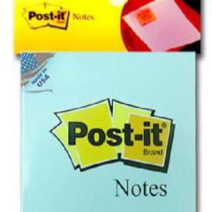 giấy note 3M xanh dương Post-It