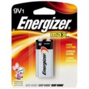 pin 9v energizer
