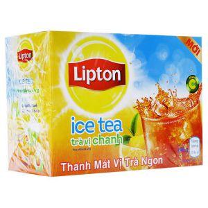 trà lipton ice tea chanh