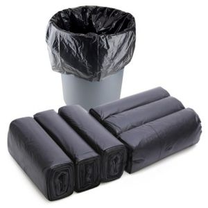 túi nilon đen đựng rác 1kg