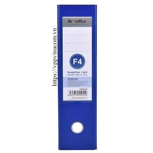 bìa còng thiên long f4 9f xanh đậm
