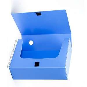 bìa hộp a4 thiên long 90mm
