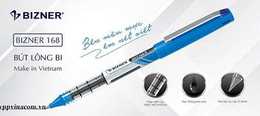 bút lông bi bizner 168
