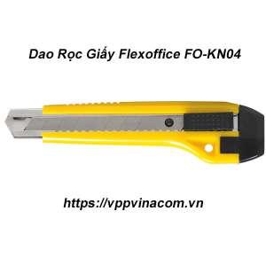 dao rọc giấy flexoffice fo-kn04