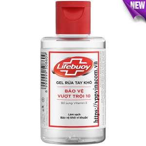 gel rửa tay khô lifebuoy 100ml