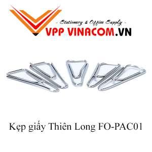 Kẹp giấy Thiên Long - Flexoffice FO-PAC01