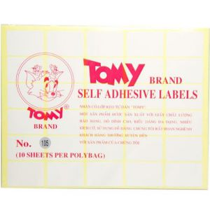 giấy decal a5 tomy số 105