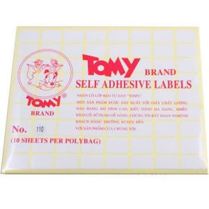 giấy decal a5 tomy số 110