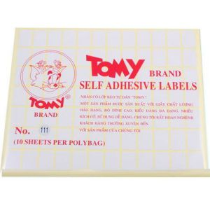giấy decal a5 tomy số 111