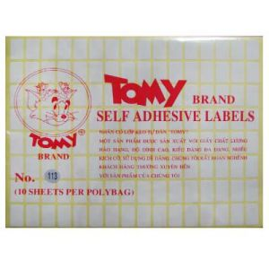 giấy decal a5 tomy số 113