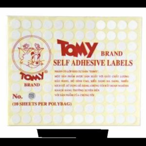 giấy decal a5 tomy số 115