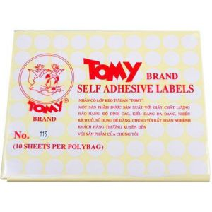 giấy decal a5 tomy số 116