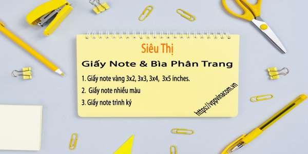 giấy note