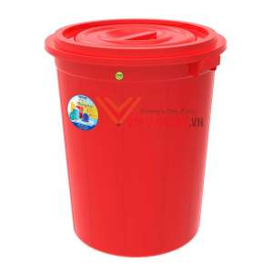 thùng nhựa Duy Tân 220L