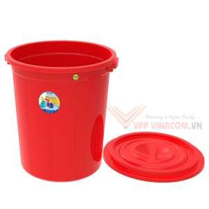 thùng tròn nhựa Duy Tân 120l