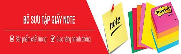 giấy note (giấy ghi chú)